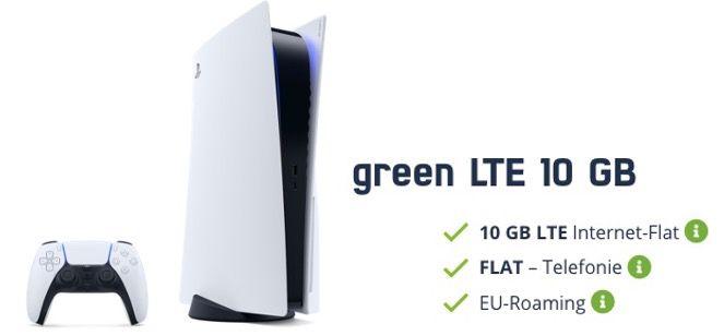 PlayStation 5 inkl. 24 Monate PS Plus für 99,99€ + Telekom Allnet Flat inkl. 10GB LTE für 41,99€ mtl.