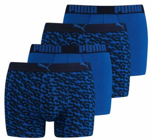 4er Pack Puma AOP Boxershorts für 24,99€ (statt 33€)