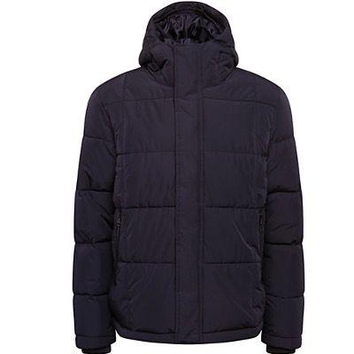 Esprit Herren Jacke 110EE2G301 in Schwarz für 30€ (statt 66€)