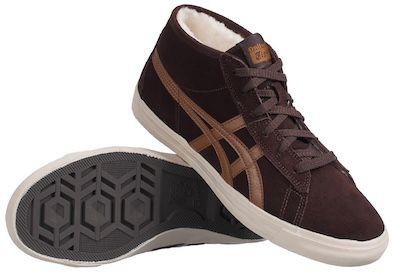 Asics Onitsuka Tiger Fader Wildleder Sneaker mit warmem Futter bis Größe 47 für 29€ (statt 45€)