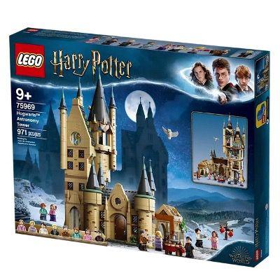 Lego Harry Potter – Astronomieturm auf Schloss Hogwarts (75969) für 62,99€ (statt 76€)