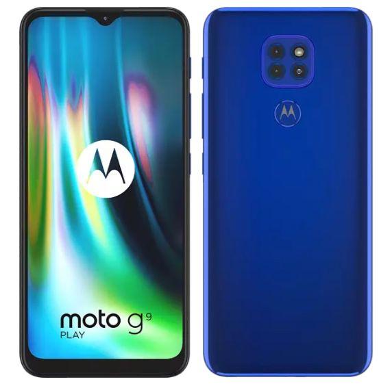 Motorola moto g9 play mit 64GB für 110,68€ (statt 175€)