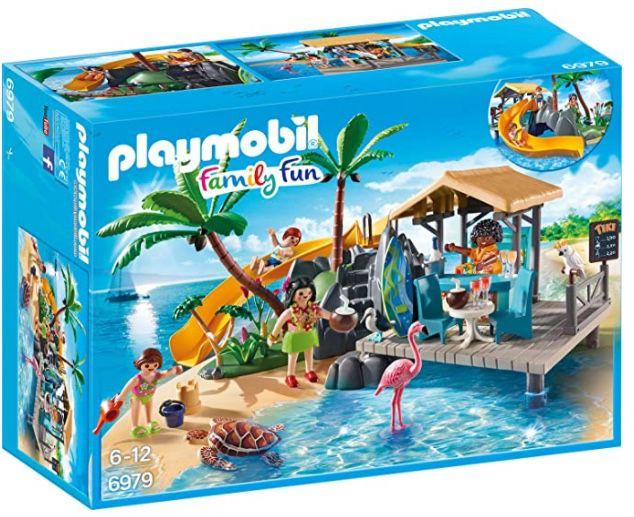 Playmobil Karibikinsel mit Strandbar (6979) für 19,85€ (statt 28€)
