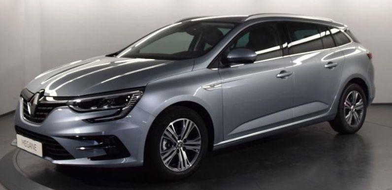 Gewerbe: Renault Megane Grandtour Hybrid mit 160 PS inkl. Wartung für 68,96€ mtl. netto