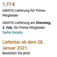 Wolf Garten Blumenkelle für 1,77€(statt 7€)   Prime