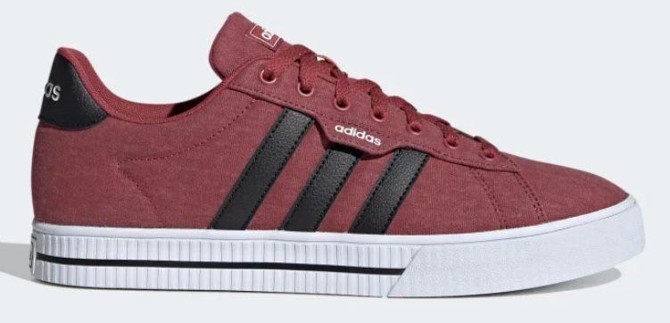 adidas Daily 3.0 Sneaker in Rot für 32,95€ (statt 41€)