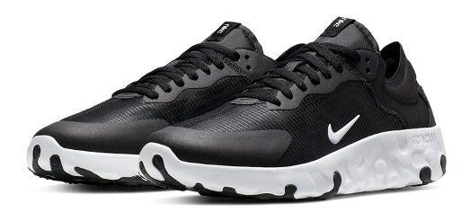 Nike Renew Lucent Herren Sneaker in Schwarz für 29,99€(statt 40€)