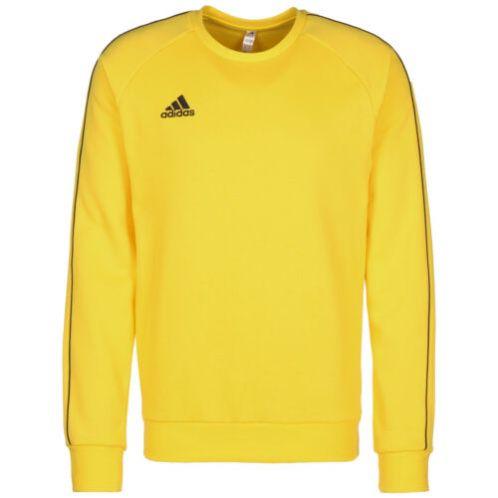 adidas Performance Core 18 Trainingssweat in Gelb und Grüne für je 15,60€(statt 26€)