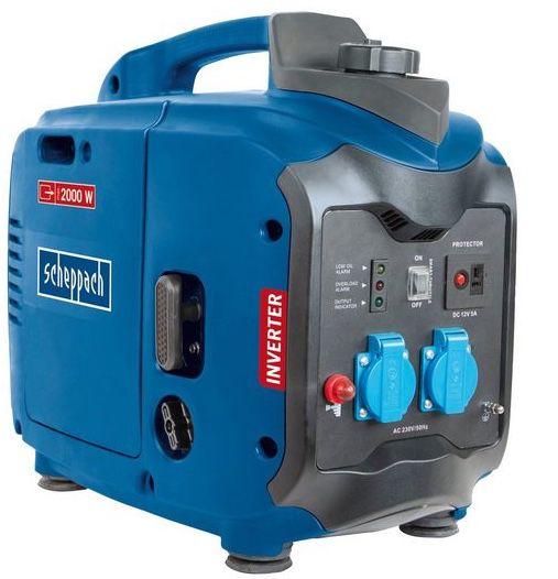 Scheppach SG2000 Inverter Stromerzeuger für 292,43€ (statt 349€)