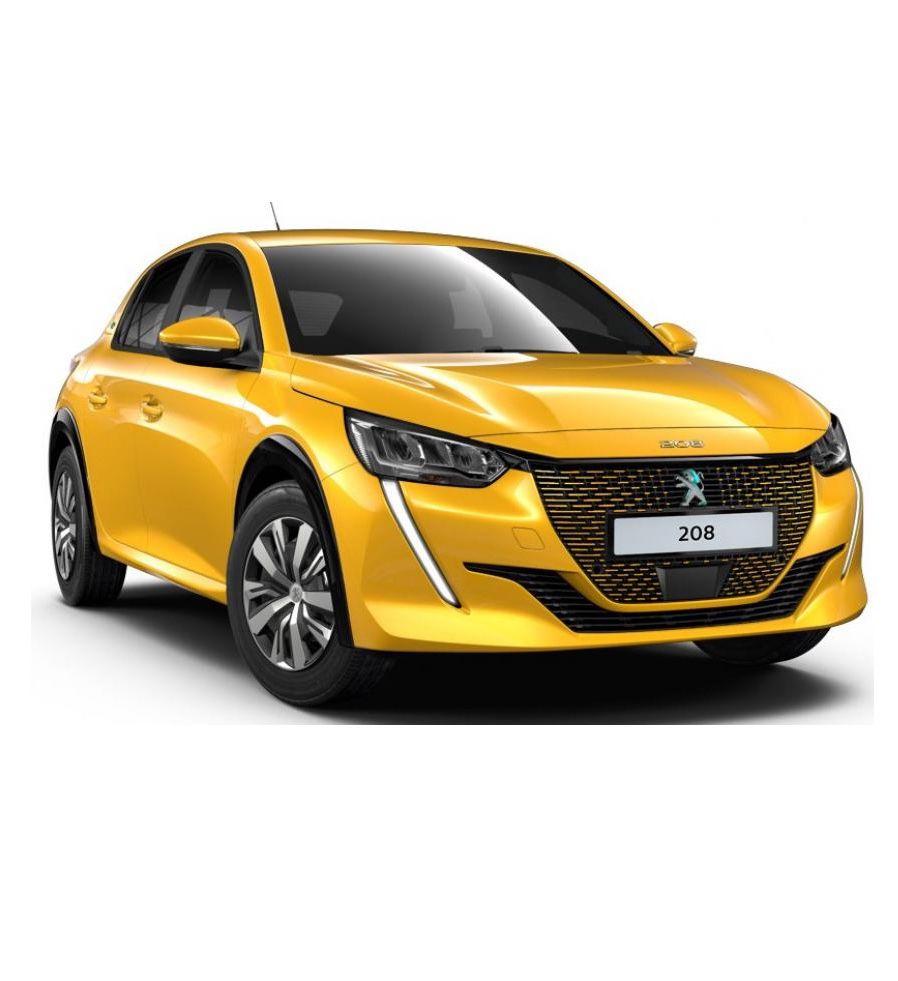 Peugeot e 208 Active mit bis 340km Reichweite + 136 PS für 124,99€ mtl.   LF: 0.42