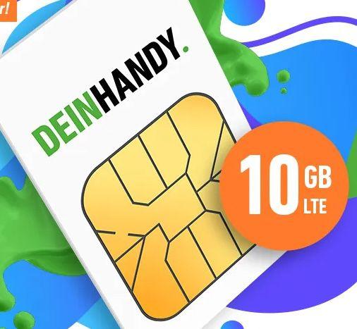 o2 Allnet-Flat mit 10GB LTE für nur 9,99€mtl. + keine Laufzeit