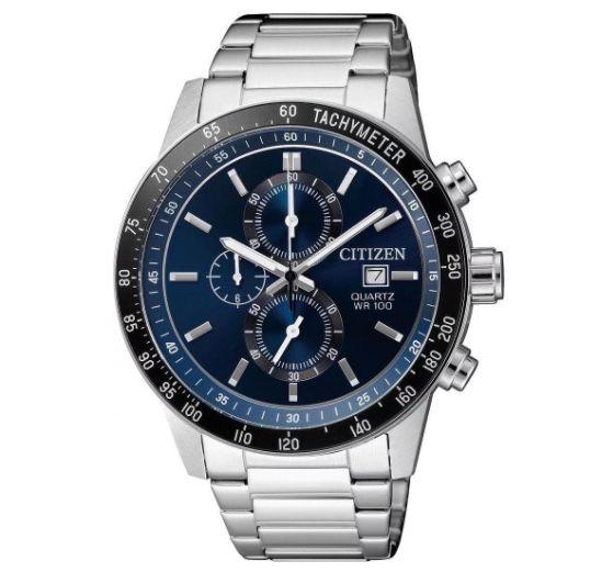 Citizen Chronograph AN3600 59L mit Datumsanzeige für 92,65€(statt 115€)