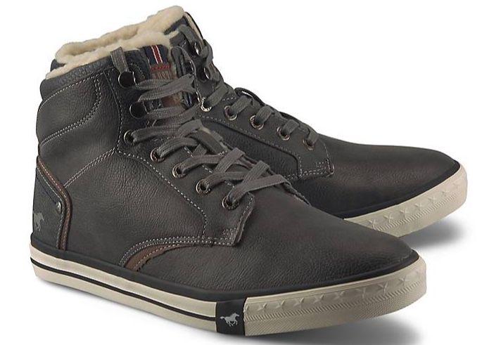 Mustang Winter Sneaker mit warmem Futter für 28,78€ (statt 57€)