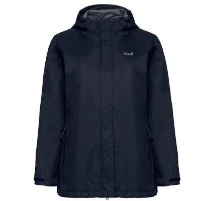 Jack Wolfskin Tavani Women Damen-Hardshell-Jacke für 187,95€ (statt 274€) – auch Herren-Jacke