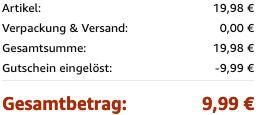 Herren Elektrorasierer Blusmart für Nass  und Trocken 7in1 für 9,99€ (statt 20€)