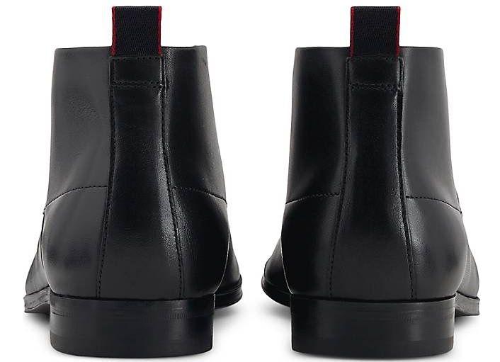 HUGO BOSS Business Boots Boheme in Schwarz für 110,40€ (statt 230€)