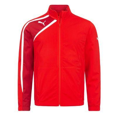 Puma Spirit Poly Herren Trainingsjacke in Rot für 15,64€ (statt 21€)
