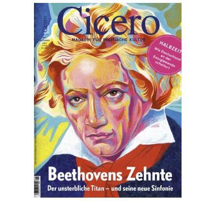 6 Ausgaben Cicero Autorenzeitschrift für 73,80€ + 75€ Gutschein