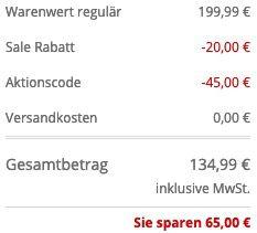 Tommy Hilfiger Steppjacke in 4 verschiedenen Farben ab 112,49€ (statt 170€)