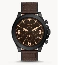 Fossil Sale mit bis zu -50% + ggf. gratis Gravur – z.B. Fossil Yorke Multifunktions-Uhr für 97,30€ (statt 112€)