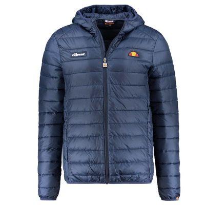 ellesse Herren Steppjacke mit Kapuze Lombardy Padded Jacket für 46,49€ (statt 55€)