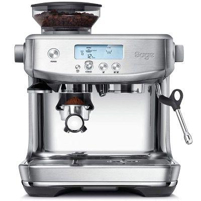 Sage The Barista Pro Espresso-Maschine mit Siebträger in Edelstahl für 584,81€ (statt 649€)