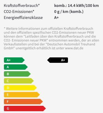 Gewerbe: Skoda ENYAQ iV 60 Elektro mit 179 PS für 159€mtl. netto   LF: 0.49