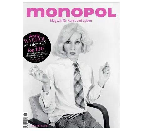 """GRATIS! 3 Ausgaben """"monopol"""" ganz ohne Prämie"""