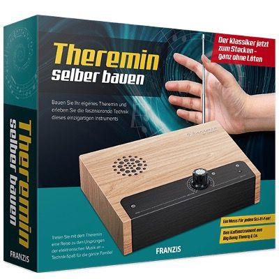 Theremin Bausatz inkl. vorbestückter Platine für 24,95€ (statt 35€)