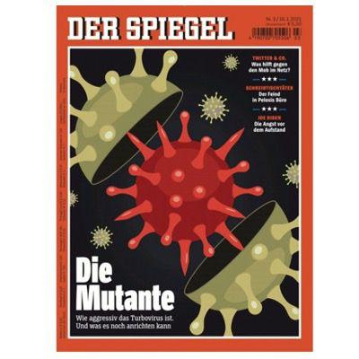 Der Spiegel Miniabo (6 Ausgaben) für 6€ statt 30€ – selbstkündigend
