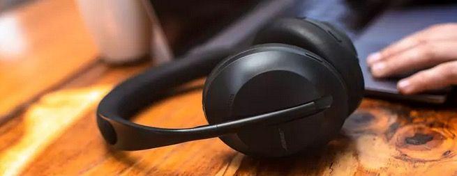 Bose Noise Cancelling Headphones 700 Over Ear Bluetooth Kopfhörer in Schwarz mit Ladeetui für 239€ (statt 279€)