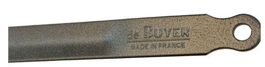 Bestpreis: De Buyer Eisen Bratpfanne 30cm für 18,90€(statt 36€)   nicht für Induktion
