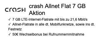 OnePlus Nord N100 64GB für 4,99€ mit Vodafone Allnet Flat inkl. 7GB LTE für 12,99€ mtl.