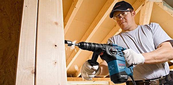 Bosch GBH 3 28 DFR Professional Bohrhammer für 240,47€ (statt 285€)