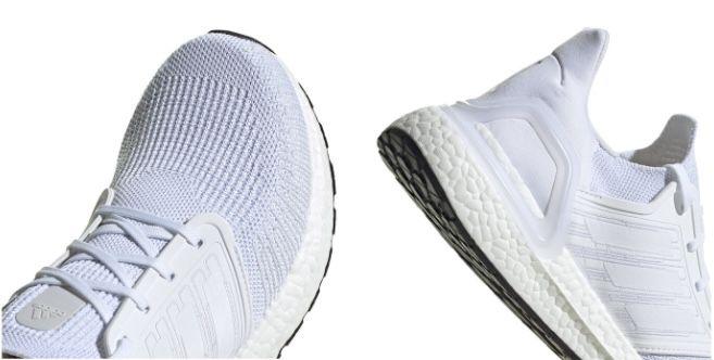 adidas UltraBoost 20 Laufschuhe in Cloud White ab 81,88€(statt 109€)
