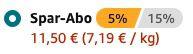 32 Snickers Riegel (je 50g) für 11,50€ (statt 15€)   Prime
