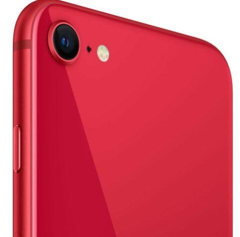 Apple iPhone SE (2020) Rot mit 64GB für 373,41€ (statt 409€) + 1 Jahr Apple TV gratis