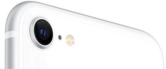 Apple iPhone SE (2020) 256GB Weiss für 519€(statt 586€)