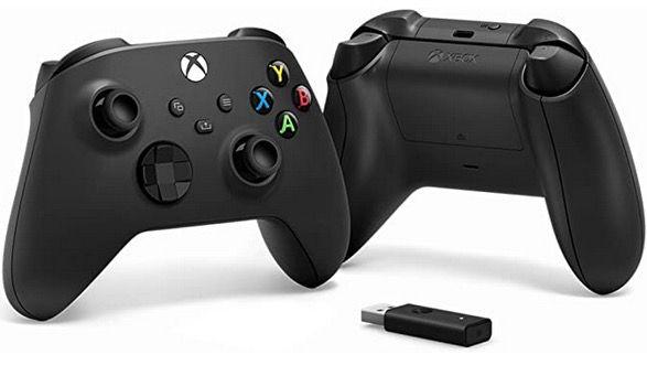 Xbox One Wireless Controller mit Windows Adapter für 50,89€ (statt 66€)