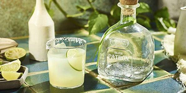 Patrón Silver Tequila   0,7 Liter Flasche für 33,49€ (statt 42€)   oder Reposado für 35,49€