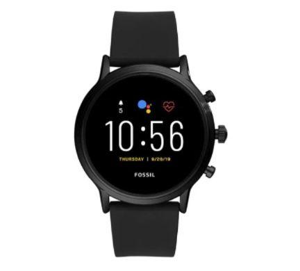 Fossil Smartwatch The Carlyle HR (5. Generation) für 169€ (statt 228€)