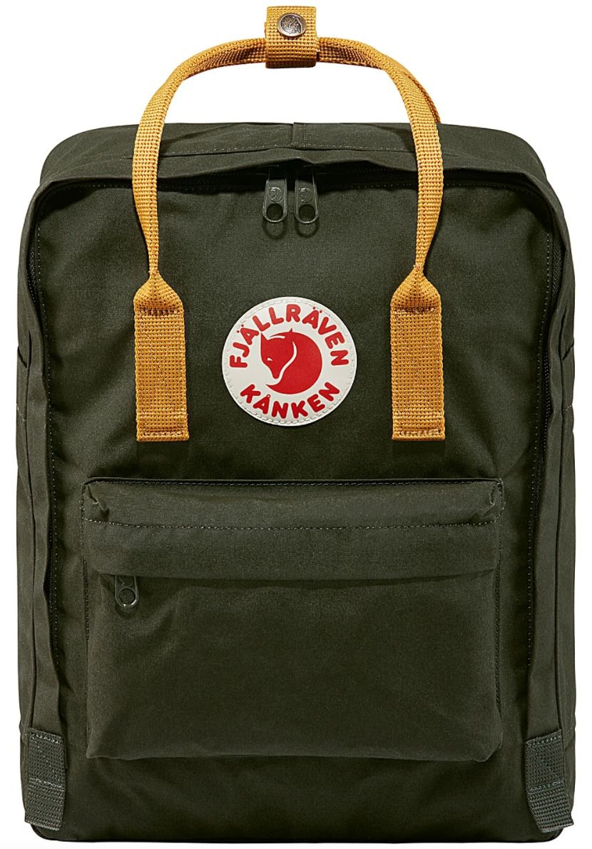 Fjällräven Kånken Rucksack mit 16 L in vielen Farben für je 49,84€ (statt 65€)