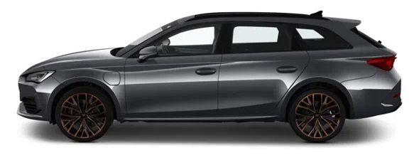Privat: Cupra Leon Sportstourer 1.4 e Hybrid mit 204 PS für 179€ mtl.