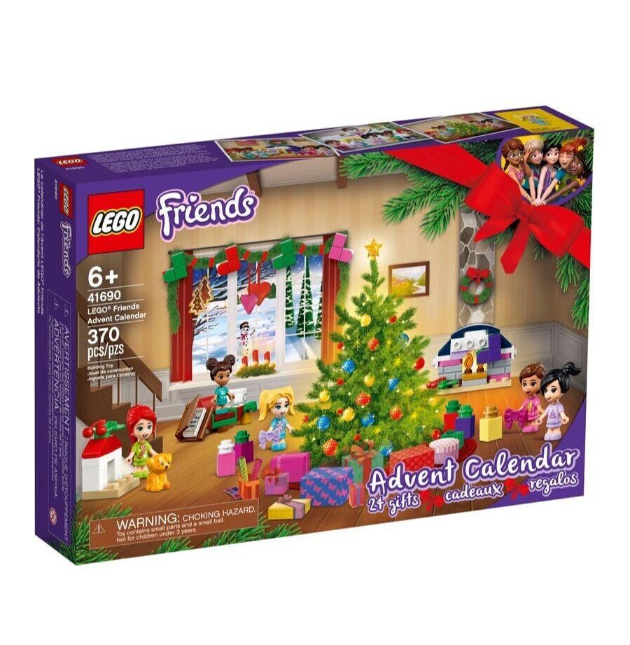 LEGO Friends Adventskalender 2021 ab 15,99€(statt 23€) – Prime