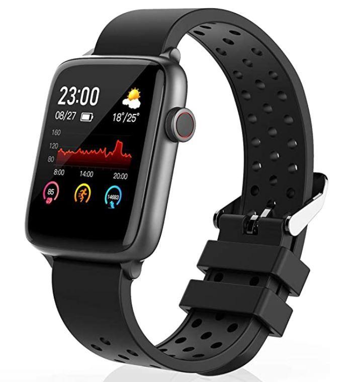 BlitzWolf  BW HL1 Pro Smartwatch für 23,79€ (statt 34€)