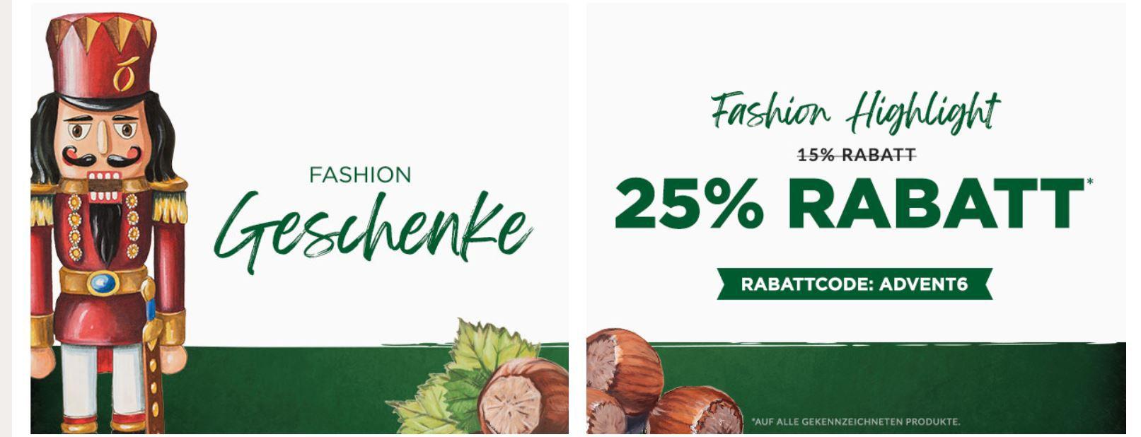 Engelhorn Nikolaus Sale mit 25% extra Rabatt auf ausgewählte Mode z.B. Wellensteyn Casino Herren Jacke für 226,72€ (statt 305€)