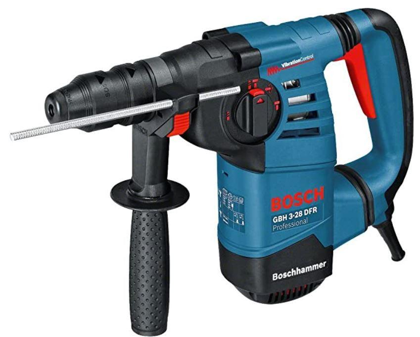 Bosch GBH 3 28 DFR Professional Bohrhammer für 221,42€ (statt 272€) + Bonus