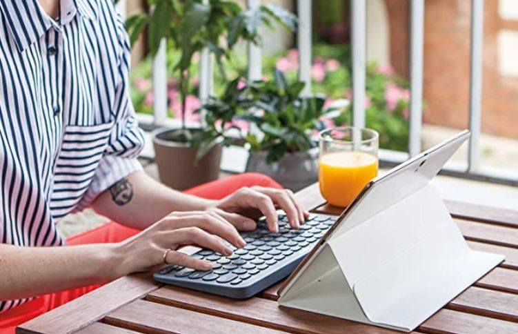 Logitech K380 Bluetooth Tastatur für 30€ (statt 39€)
