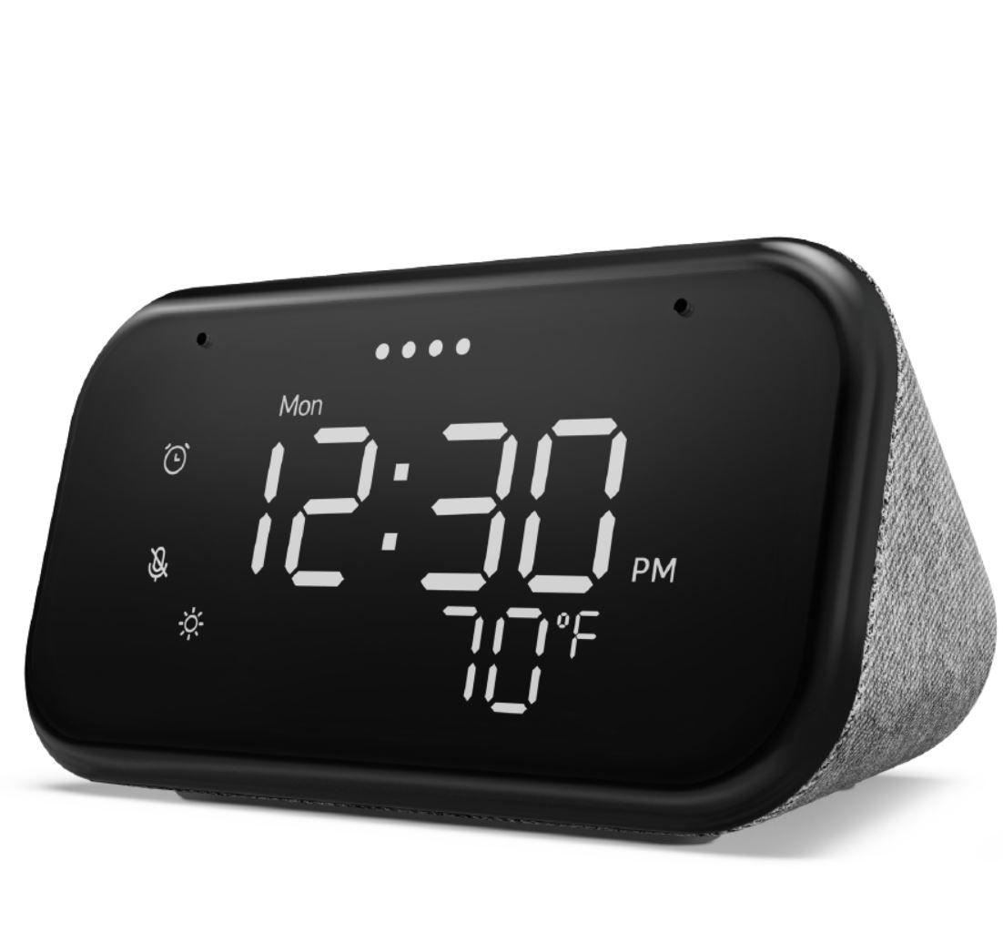 Lenovo Smart Clock Essential für 29,99€ (statt 50€)