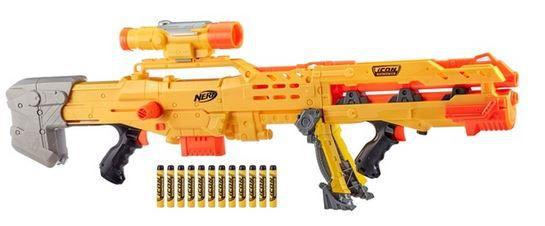 NERF N Strike Longshot CS 6 Series 3 in 1 Blaster für 49,99€ (statt 110€)
